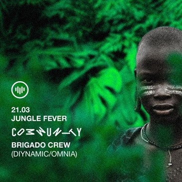 Jungle Fever w/Brigado Crew