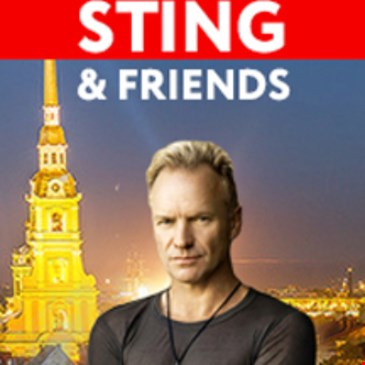 "Sting & friends - ""LoveHits"""
