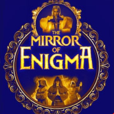 """MIRROR OF ENIGMA"""