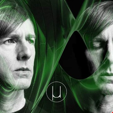 µ Night with Richie Hawtin