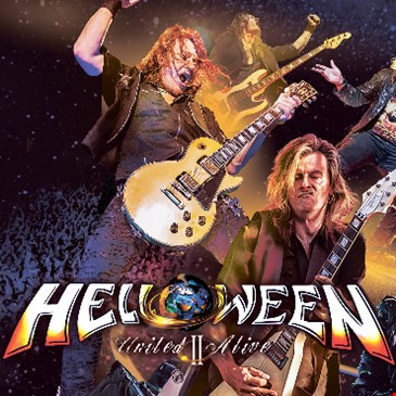 HELLOWEEN-United Alive World Tour Part II