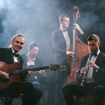 DMITRY KUPTSOV WITH SWING & GYPSY