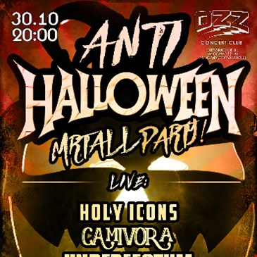 Anti–Halloween - Metalparty