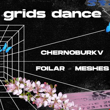 Flowers Grids Dance
