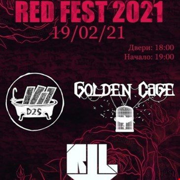 RED FEST 2021