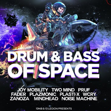 Drum & Bass Of Space