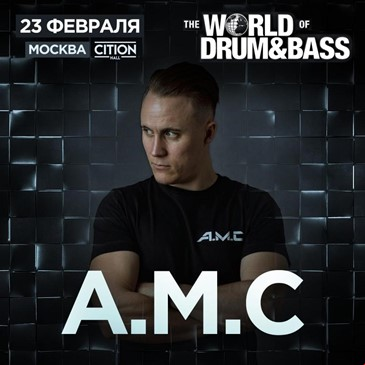 World of Drum&Bass Winter 2019