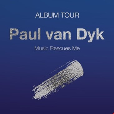 Paul van Dyk - Album tour Russia