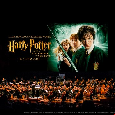 Концерт Cinemaniacs Orchestra - Harry Potter OST