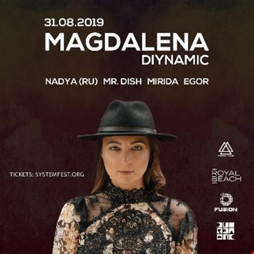 Summer Closing Party w MAGDALENA (Diynamic)