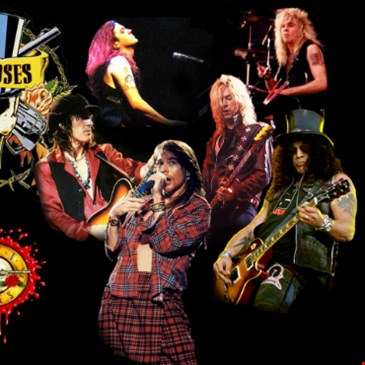 Guns N Roses tribute show