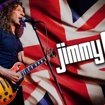 Британское блюзовое вторжение Jimmy C UK