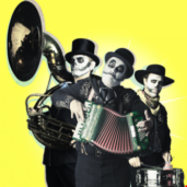 Tiger Lillies.  30 лет ансамблю