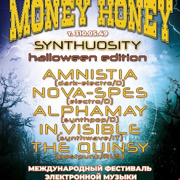 Synthuosity - Halloween edition 2019