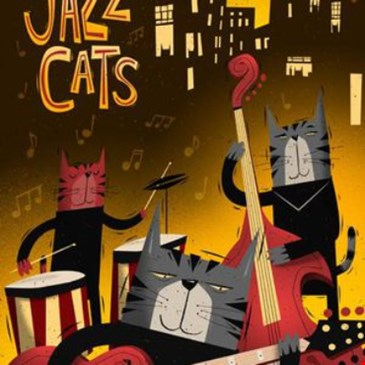 Jazz Cats Alla Turovska