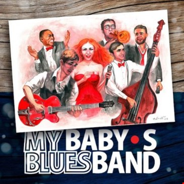 My Babys Blues Band