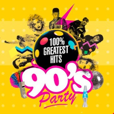 "100"" Greatest Hits Party!  c Dj Graff"
