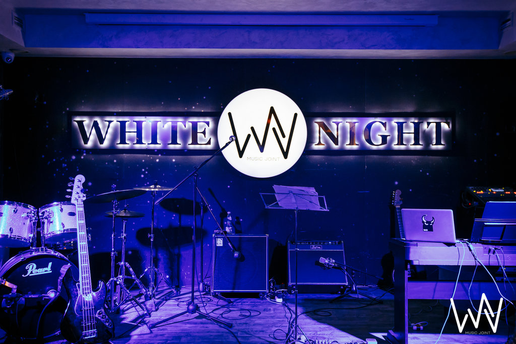 White Night Music Joint
