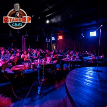 STAND UP CLUB #1