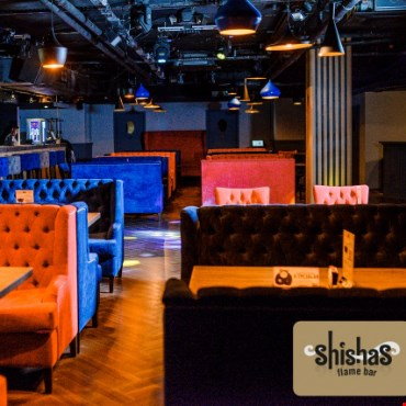 SHISHAS FLAME BAR