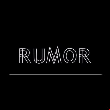 RUMOR BAR