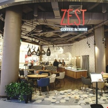 ZEST Coffee & Wine