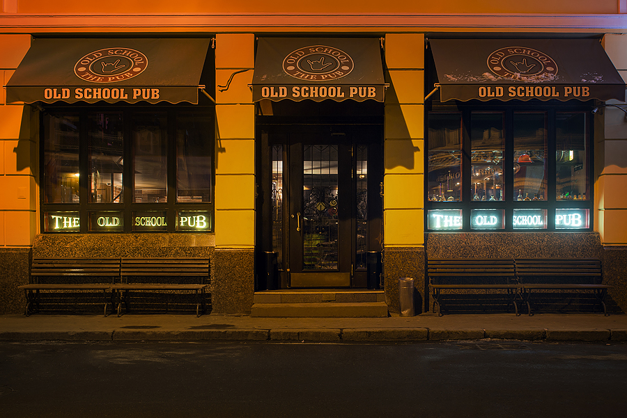 THE OLDSCHOOL PUB